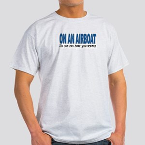 Scream Ash Grey T-Shirt
