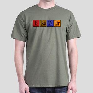 Brewer Compound Dark T-Shirt