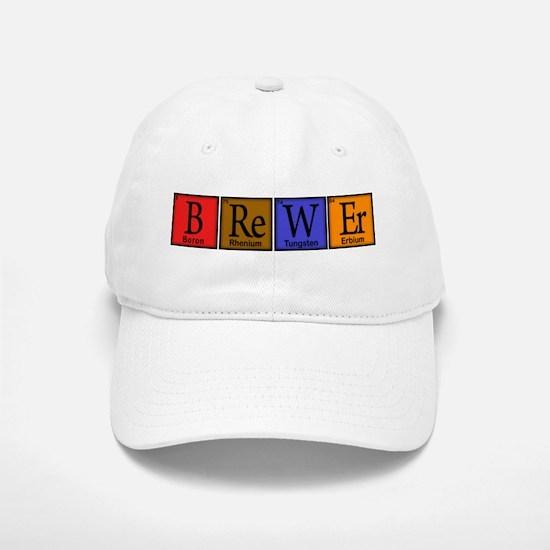 Brewer Compound Baseball Baseball Cap