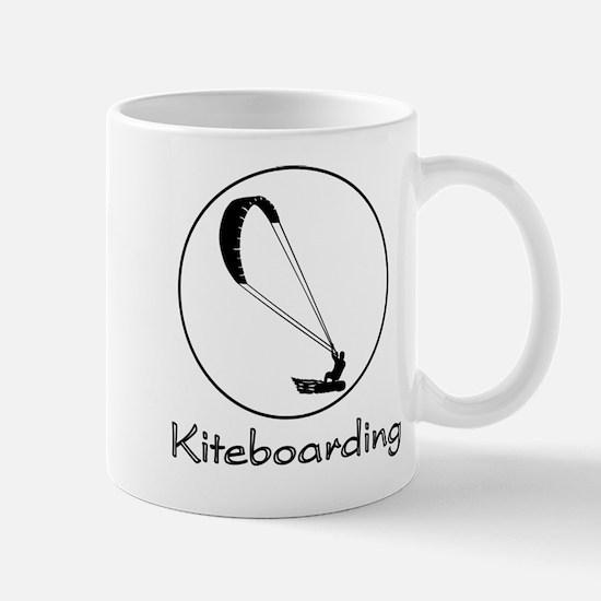 Kiteboarding Kitesurfing Mug