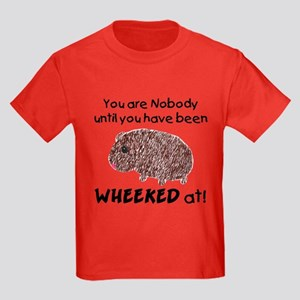 Wheeked At Kids Dark T-Shirt