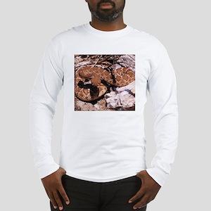 Desert Rattlesnake Long Sleeve T-Shirt