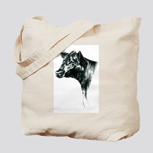Angus Cow Tote Bag