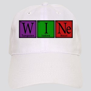 Wine Compound Cap