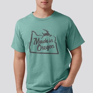 MADE-IN-OREGONgrey T-Shirt