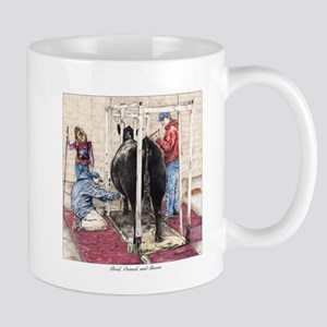 """""""Bred Owned and Shown"""" Mug"""
