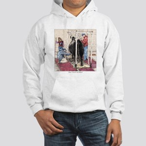 """""""Bred Owned and Shown"""" Hooded Sweatshirt"""