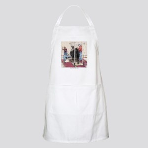 """""""Bred Owned and Shown"""" BBQ Apron"""