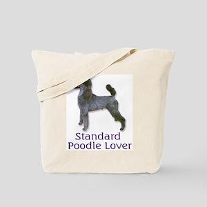 Standard Poodle Lover Tote Bag