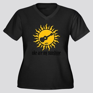 uke are my sunshine Plus Size T-Shirt