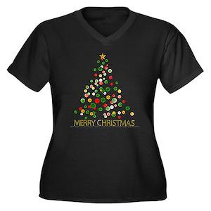 9bd09c6f03e Christmas Women s Plus Size T-Shirts - CafePress
