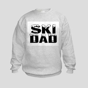 Ski Dad Kids Sweatshirt