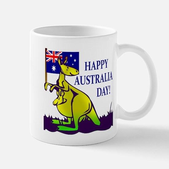 Australia Day Mug