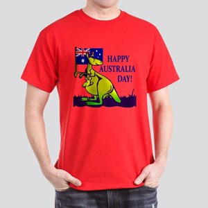 Australia Day Dark T-Shirt