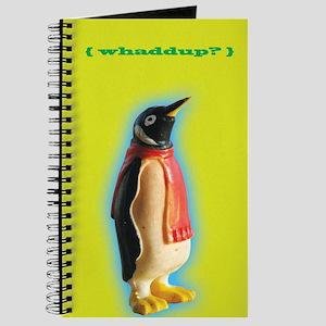 Whaddup? Penguin Journal