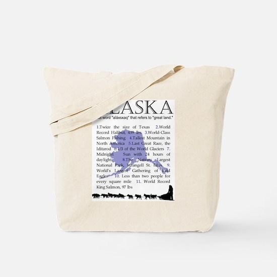 Alaska Gifts Tote Bag