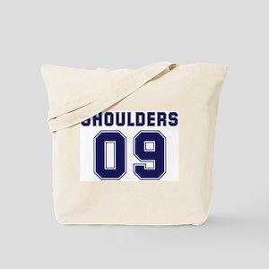 Shoulders 09 Tote Bag