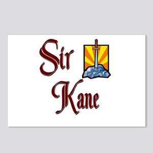 Sir Kane Postcards (Package of 8)