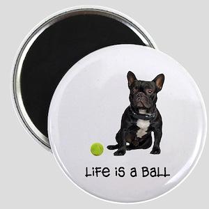 French Bulldog Life Magnet