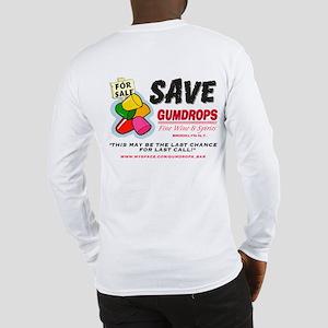 Save Gumdrops T-Shirts Long Sleeve T-Shirt