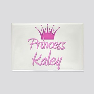 Princess Kaley Rectangle Magnet