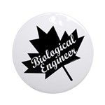 Biological Engineer Ornament (Round)