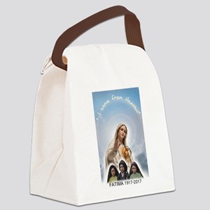 I come from Heaven Canvas Lunch Bag