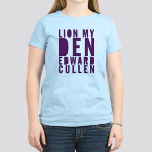 Lion My Den Edward Cullen Light T-Shirt