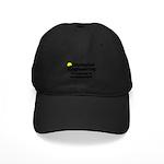 Smart Biological Engineer Black Cap