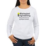 Biological Engineer Women's Long Sleeve T-Shirt