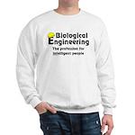 Smart Biological Engineer Sweatshirt
