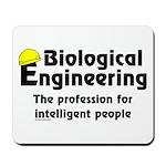 Smart Biological Engineer Mousepad