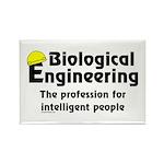 Biological Engineer Rectangle Magnet