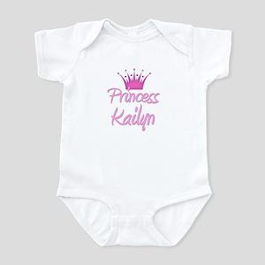 Princess Kailyn Infant Bodysuit
