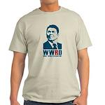 WWRD? Ronald Reagan Light T-Shirt