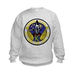 USS HENRY CLAY Kids Sweatshirt