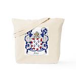 Arce Family Crest Tote Bag