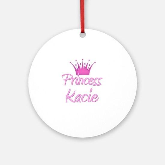 Princess Kacie Ornament (Round)