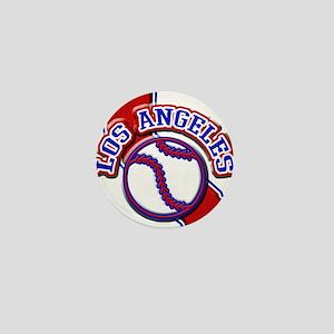 Los Angeles Mini Button
