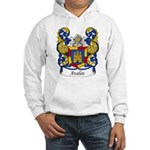 Avalos Family Crest Hooded Sweatshirt