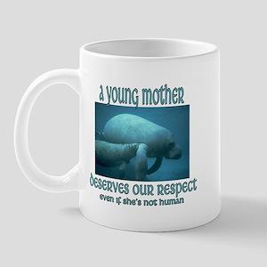 Young Mothers Mug