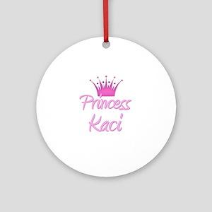 Princess Kaci Ornament (Round)