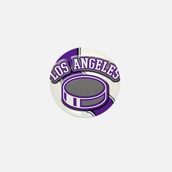 Los Angeles Hockey Mini Button