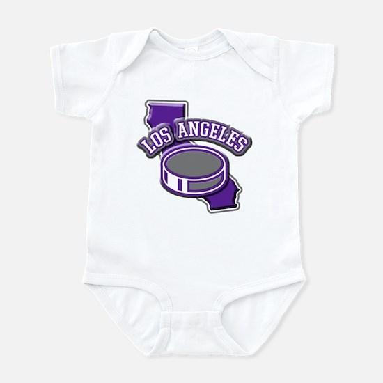 Los Angeles Hockey Infant Bodysuit