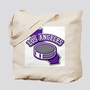 Los Angeles Hockey Tote Bag
