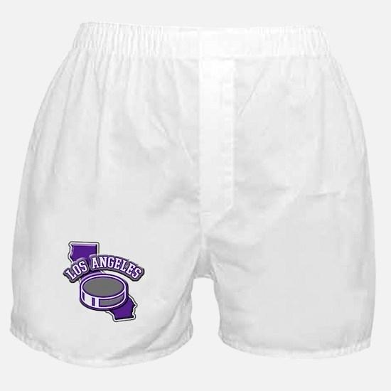 Los Angeles Hockey Boxer Shorts