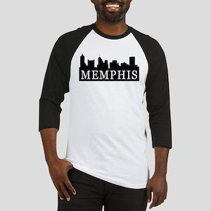 Memphis Skyline Baseball Jersey