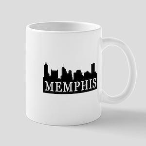 Memphis Skyline Mug