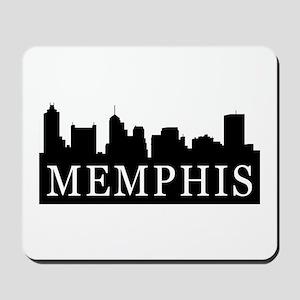 Memphis Skyline Mousepad