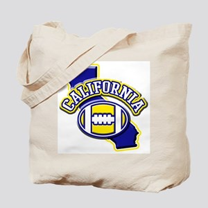 California Football Tote Bag